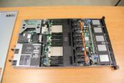 Dell PowerEdge R620 - pohled shora