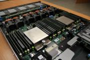 Dell PowerEdge R620 - procesory s ram